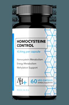 Rekomendowany suplement na zaburzenia metylacji - Apollo's Hegemony Homocysteine Control